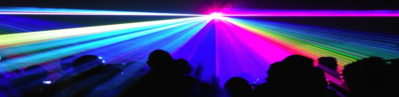 realizzazione laser show