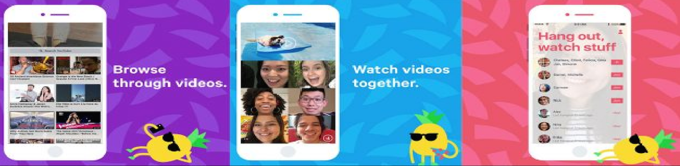Cabana, l'app di Tumblr per guardare i video insieme agli amici