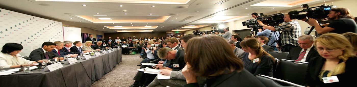 Come e quando organizzare una conferenza stampa