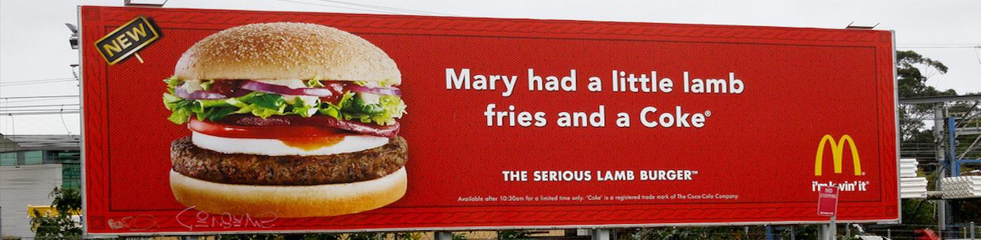 Tipologie di marketing non convenzionale: il genio incontra la pubblicità