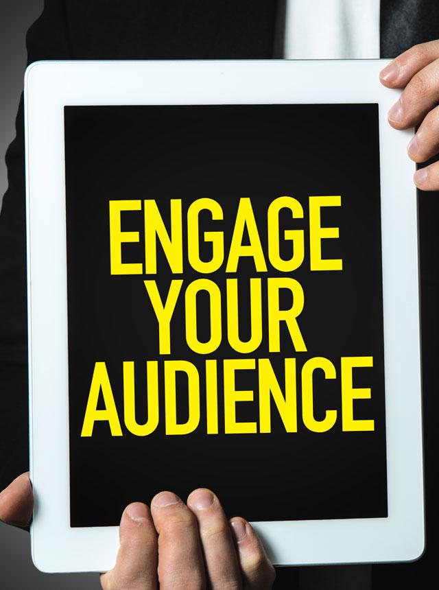 Cosa significa Engagement: come coinvolgere il pubblico