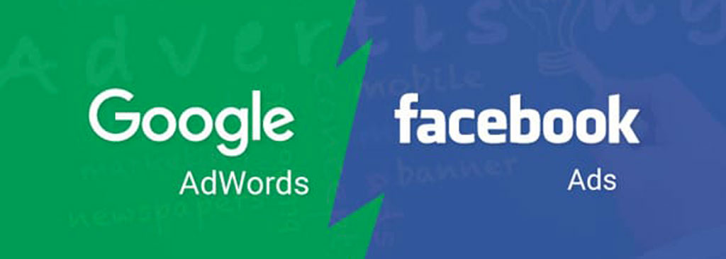 Google AdWords vs. Facebook ads