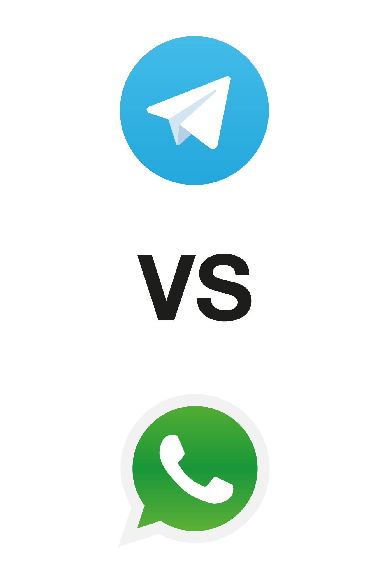 WhatsApp e Telegram per il marketing: un confronto