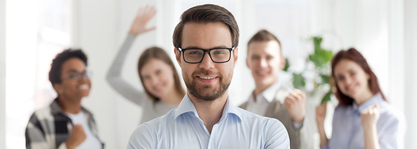 diventare un leader a lavoro